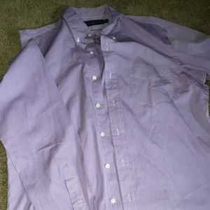 Ralph Lauren casual button down shirt